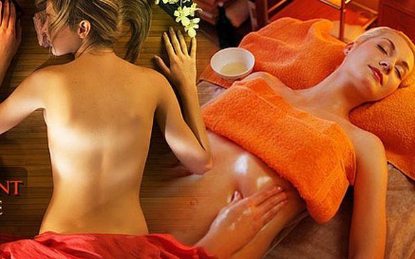Exotické 90minutové masáže. Havajská, Ayurvédská i vzrušující Tao masáž pro muže a ženy.