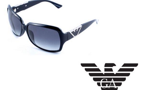 1699 Kč za dámské sluneční brýle značky Armani. Na výběr 11 variant. Symbol bohatství a luxusu nyní se slevou 55%.