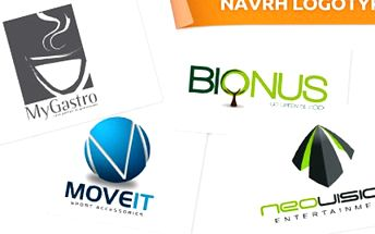 3 profesionální návrhy FIREMNÍCH LOGOTYPŮ pro Vaši společnost Dejte své firmě novou nezaměnitelnou tvář. 3 profesionální návrhy firemních logotypů, z nichž Vámi vybraný bude zpracován také vektorově.