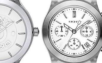 Dámské HODINKY DKNY, luxus a styl v jednom Co podtrhne Váš look lépe než stylové hodinky? DKNY nabízí hodinky ke každému outfitu, kombinace oceli a plastu se výborně hodí ke sportovnímu i elegantnímu looku.