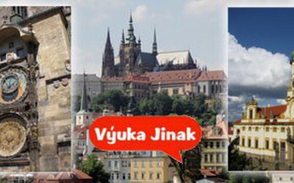 69,- Kč za prohlídku Prahy s výkladem průvodce! Poznejte historické centrum hlavního města naší republiky! Sleva 51%!