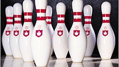 Hodina bowlingu za 49 Kč!