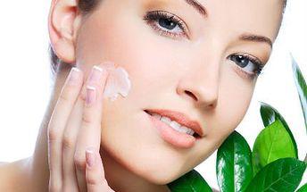 Hydratační ošetření pleti! Jen za 199 Kč si zajděte na 60minutové účinné ošetření pleti luxusní španělskou kosmetikou, které vás udělá krásnější!