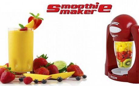Dopřejte si bohatý přísun vitamínů ! Jen 799 Kč za jedinečný mixér Smoothie Maker, se kterým si ve chvilce připravíte nápoje plné vitamínů a vlákniny ! SLEVA 47 % !