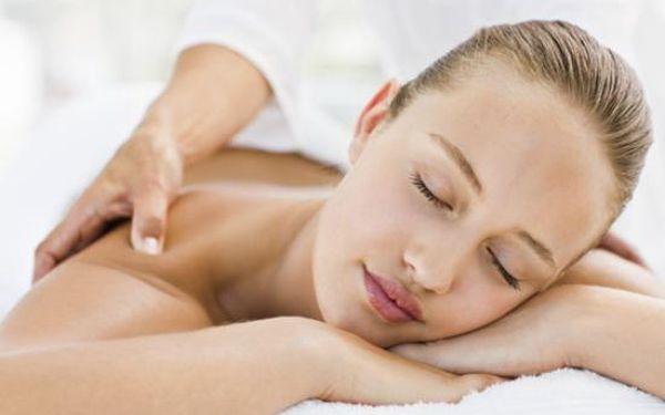 Výhodný balíček 2 masáží - breussova masáž a indická masáž hlavy (60 min)