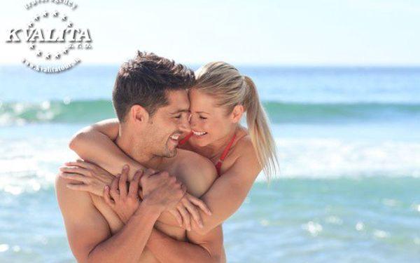 8denní dovolená na Jadraně s bohatým programem