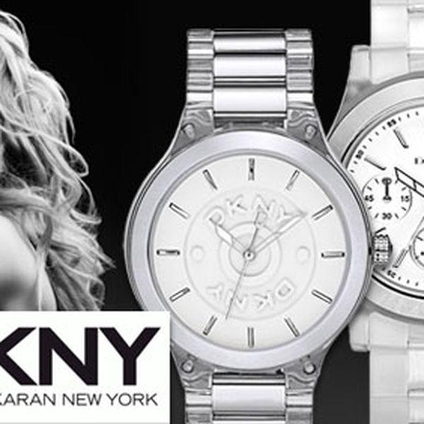 1 790 Kč za módní hodinky od Donny Karan New York. Na výběr ze dvou modelů. Pořiďte si stylové, kvalitní hodinky nejen pro výjimečné události. Luxusní HyperSleva 55 %.