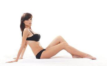 Zbavte se tukových polštářků v 60 minutách a získejte krásnější tělo díky kavitaci a lymfodrenáži