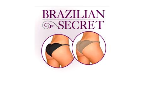 Chcete mít neodolatelný zadeček v sukni či kalhotech? Push-up kalhotky Brazilian Secret jsou chytré push-up kalhotky a v mžiku nadzvednou a vytvarují váš zadeček! Jsou bezešvé, pod oblečením neviditelné, dostupné v černé nebo bílé barvě.
