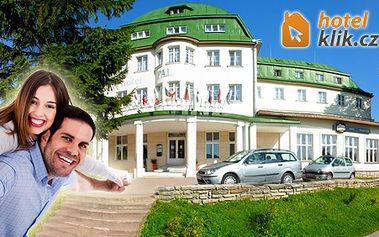 3 - denní pobyt s polopenzí v Hotelu Palace Club s historií ve Špindlerově Mlýně! Relaxace, wellness, adrenalin, zábava i možnost horských túr!