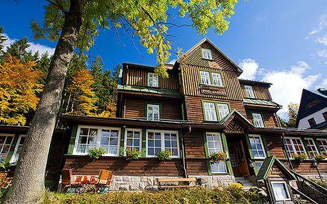 Dokonalý relax v Hotelu Pod Jasany ve Špindlerově Mlýně