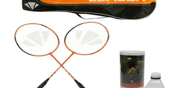 Perfektní luxusní značkový badmintonový set! Léto se blíží a můžete jej prožít aktivně s kvalitním sportovním náčiním!
