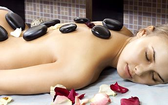 Výběr ze 4 druhů masáží - antistresová, klasická, masáž obličeje a hlavy nebo lávovými kameny. Salon Sultan a skvělá relaxace se slevou 50 %.