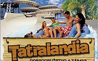 Top aquapark Tatralandia