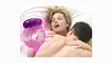 TIP na báječný dárek pro letní dny!! Jen 69 Kč za oblíbeného intimního pomocníka, vibrační intimní kroužek se slevou 50% !!