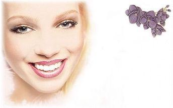 Diamantová mikrodermabáze + kosmetická péče