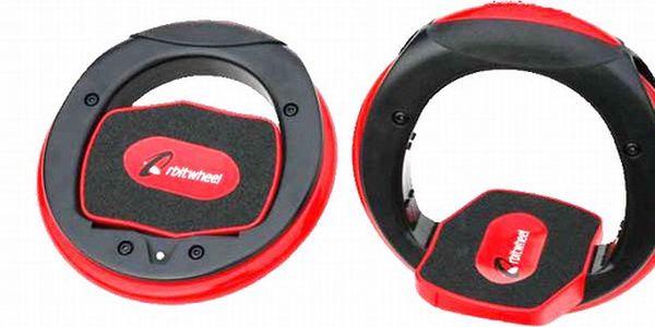 Orbit wheel - nová dimenze pohybu pro milovníky in-line skatingu a skateboardu