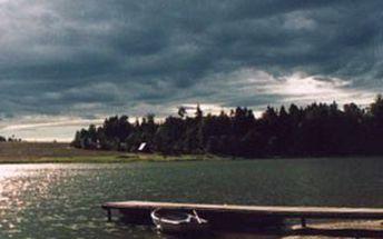 Týdenní dovolená pro 2 osoby s plnou penzí v rekreačním středisku starek v oblasti přírodního parku česká kanada