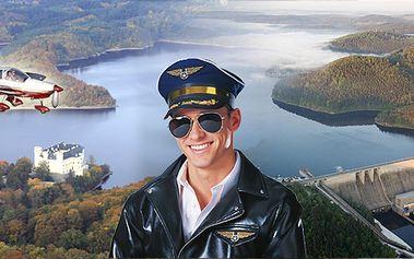 Staňte se kapitánem skutečného letadla na zkoušku! Zažijte pořádný adrenalin!