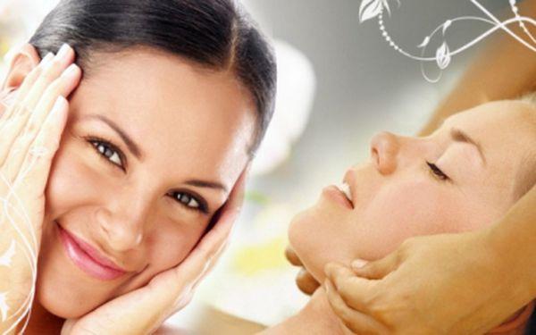 Omlazujíci FACELIFT (vyhlazení vrásek, vypnutí a zpevnění pleti) na obličeji nebo krku nebo dekoltu s očišťující lymfodrenáží za pouhých 299 Kč! Sleva 86%!