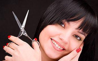 Balíček kadeřnictví a pedikúra