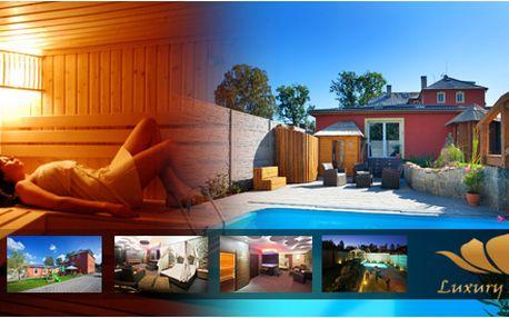 Pronájem luxusního soukromého wellness centra Luxury Island Spa se slevou 40%