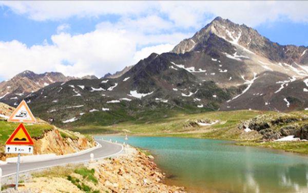 Bormio, termální lázně uprostřed alpských velikánů na 4 dny s polop.