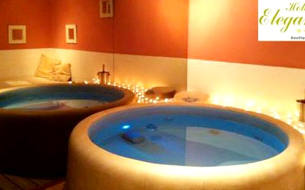 Privátní wellness – dvě hodiny sauny a vířivky