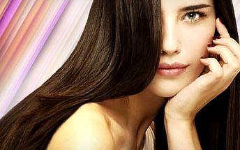 PRODLUŽOVÁNÍ VLASŮ KERATINEM, nejžádanější a nejšetrnější metodou, nyní za 990 Kč!! Prodloužení a zahuštění vlasů pravými středoevropskými vlasy, 15 pramenů v délce 60-70 cm!!