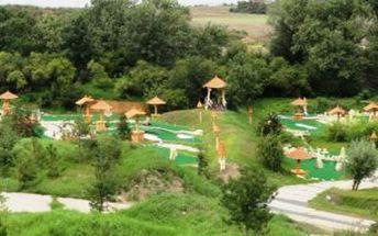 Největší putting-golfové hřiště v ČR!