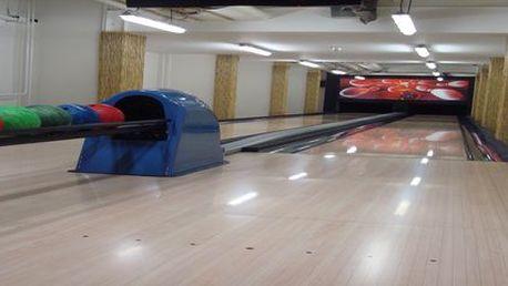 !!! Bowling pod Lysou horou za skvělou cenu v úžasném prostředí !!!