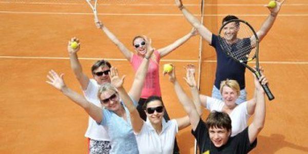 Skvělých 150 Kč za 2 hodiny TENISU! Zahrajte si na antuce či uměle zatravněném povrchu a proměňte se alespoň na chvíli v tenisovou hvězdu! Sleva 50 % v tenisovém klubu SK Tenis Hradec Králové!