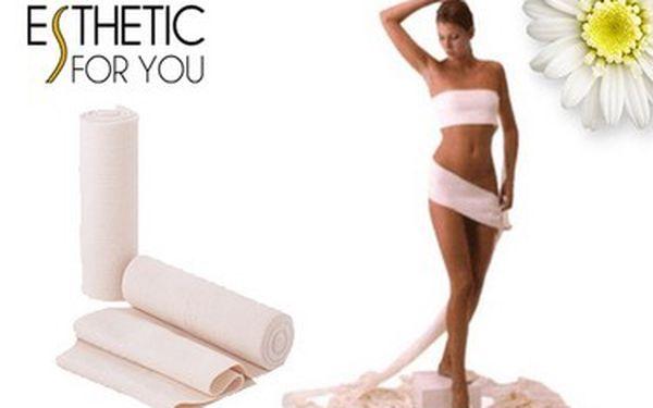 Zbavte se celulitidy. Vyberte si 1 ze 3 masážních zábalů z kvalitní kosmetiky .