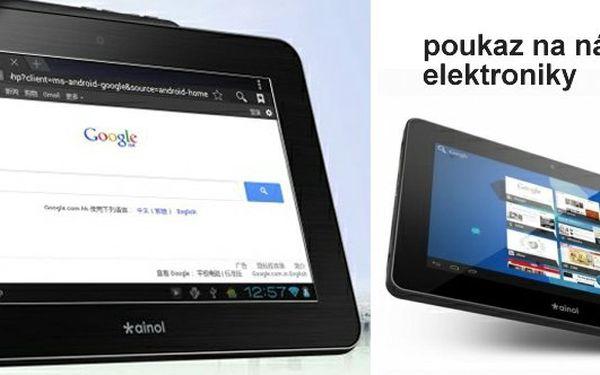 Využijte 50% slevový kupón na nákup vybrané elektroniky na www.eshopelektro.eu