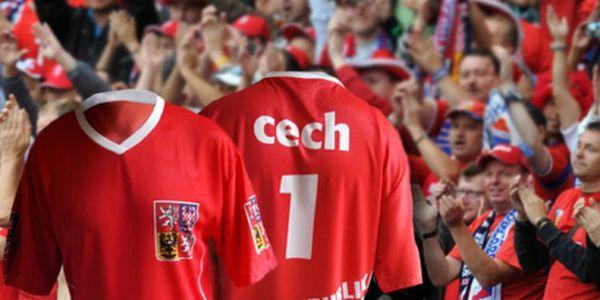 FAN DRES ČR fotbalový za pouhých 399 Kč! Vyberte si červený nebo bílý a fanděte s pýchou. Připravte se na EURO 2012! Ukažte světu komu fandíte se slevou 50%!