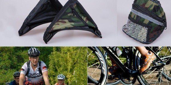 Cyklistická brašnička na kolo za výprodejovou cenu