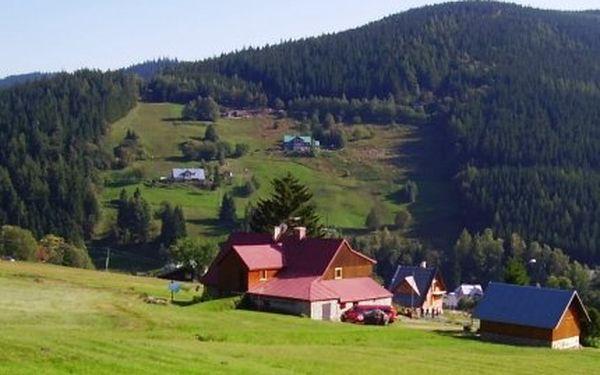 4 dny pro dva v Peci pod Sněžkou! Užijte si romantiku v Krkonoších včetně snídaně a slevové karty!