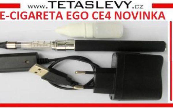 Elektronická cigareta ego-ce4 minisada za skvělou cenu 420kč poštovné je zdarma+1x e-liquid 5ml zdarma k sadě