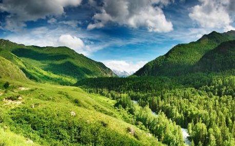 3 nebo 4 dny v Harrachově pro dva! Užijte si hory i s polopenzí a bohatým wellness programem!