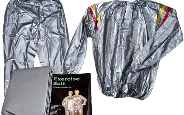 314 Kč! Zhubněte doma bez námahy! Hubnoucí oblek SAUNA WEAR - hubněte při sledování televize!