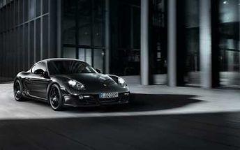 Pronájem legendárního vozu Porsche Cayman. Dokonalý prožitek ze sportovní jízdy za 4700 Kč na celý den s 73% slevou.