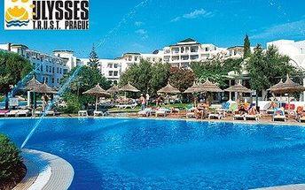 TUNISKO ALL INCLUSIVE! 8denní letecký zájezd do Tuniska se vším všudy! 4*hotel!