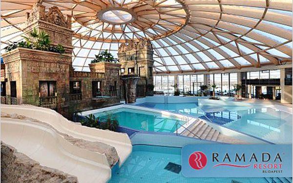 3 dny/3999 Kč nebo 4 dny/5999 Kč v hotelu Ramada se snídaněmi a neomezeným vstupem do orientálních lázní, bazénu a wellness areálu.