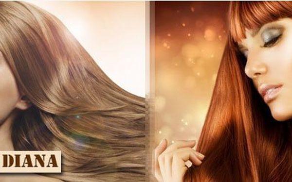 Vyzkoušejte exkluzivní brazilský keratin se slevou 57% ve STUDIU DIANA. Dopřejte svým vlasům jedinečnou péči, výsledkem budou krásné vlasy, se kterými zazáříte!