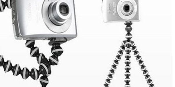 Flexibilní stativ – tripod na váš fotoaparát ze kouzelnou cenu!!