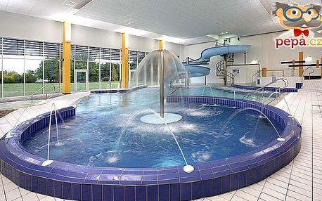 Třídenní relaxační pobyt pro 2 osoby v Apartmánech Klaris v Třeboni s wellness a dalšími bonusy.
