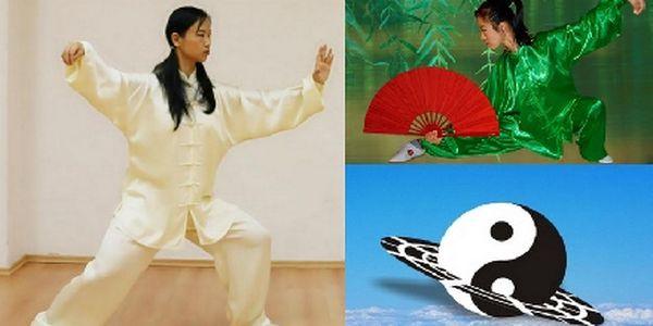 Letní kurz Tai-či pro úplné začátečníky vedený osobně mistryní Zhai Jun se slevou 51% za 490,-Kč