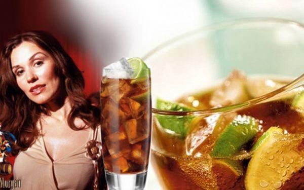 Maxi drink CUBALIBRE pro celou bandu za báječných 199 Kč! Navštivte s přáteli nově otevřenou restauraci AQUA EDEN a užijte si večer plný zábavy se slevou 67%!