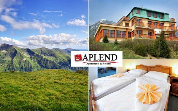 5 dnu pro 2 osoby v Aplend Mountain Resort