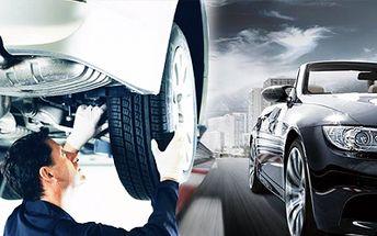 Prohlídka vozu před letní dovolenou! Včetně protokolu o prohlídce 2012 za exluzivní cenu 99 Kč! Jezděte bezpečně a nechte si zkontrolovat Váš vůz se slevou 60%!